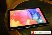 """Samsung Galaxy Pro 12.2"""" With BT Keyboard and Magnetic Case"""
