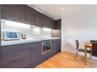 Fantastic new build 2 bed apartment in Zone 1 with balcony and allocated parking space.