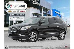 2016 Buick Enclave Leather LEATHER AWD | 7P, SUNROOF, PWR R-L...