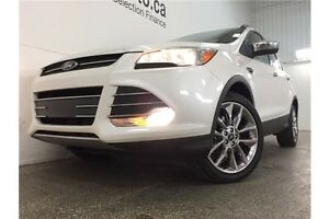 2015 Ford ESCAPE SE- ECOBOOST! 4WD! CHROMES! HEATED SEATS! NAV! Belleville Belleville Area image 3