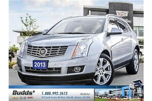 2013 Cadillac SRX Performance Collection Safety & E Tested