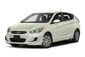 2016 Hyundai Accent GL CERTIFIED ACCIDENT FREE & GREAT CONDITION