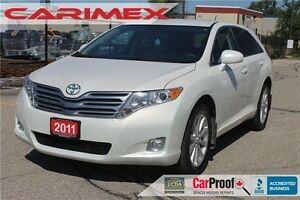 2011 Toyota Venza Base | AWD | Leather | CERTIFIED