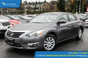 2015 Nissan Altima 2.5 S Satellite Radio and Backup Camera
