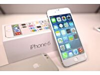 IPhone 6 16GB Unlocked warranty come with accessoires