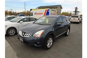 2012 Nissan Rogue WWW.PAULETTEAUTO.COM  NO CREDIT NO PROBLEM!!