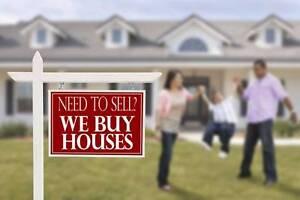 STOP & READ! We Buy Homes AS-IS