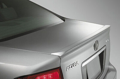 FITS ACURA TL 2004-2008 UNPAINTED REAR LIP STYLE TRUNK SPOILER