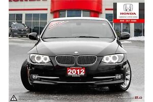 2012 BMW 328 i CONVERTIBLE | PARKING ASSIST SYSTEM | GPS NAVI... Cambridge Kitchener Area image 2