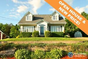 OPEN HOUSE! 4 bed/2 bath cape cod on a quiet cul-de-sac