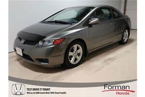2007 Honda Civic LX - GREAT gas mileage | Remote Start