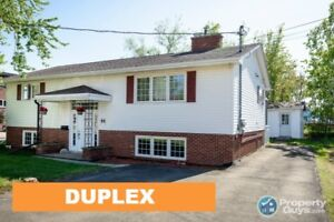 Lovely up/down duplex, move in ready