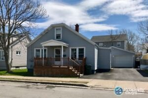 Centrally located, close to schools, hospital & downtown
