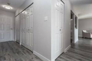 Fully Renovated TOP FLOOR in popular Alameda Court (Abbotsford)