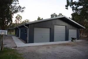 Registered Shed builder Perth Region Preview