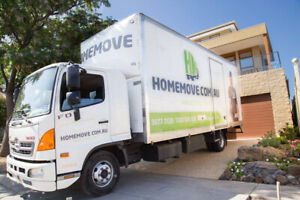 Removalist Driver MR or Car licence(HomeMove)