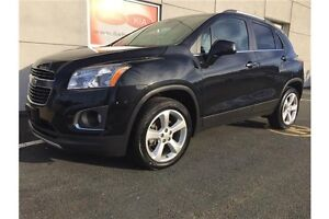 2015 Chevrolet Trax LTZ Leather Power Sunroof AWD