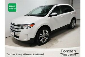 2011 Ford Edge Limited - Htd Seats | Bluetooth | Remote Start