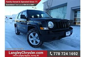 2017 Jeep Patriot Sport/North LOW KMS & ACCIDENT FREE w/ U-CO...