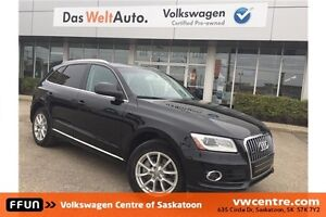 2014 Audi Q5 TDI Progressiv FRESH LOCAL TRADE, PST PAID