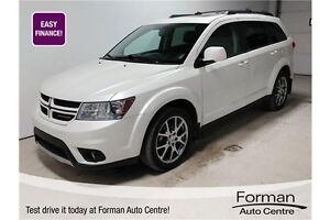 2013 Dodge Journey R/T - Htd seats and steering wheel | Like...