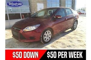 2014 Ford Focus SE 50/50 SALE! AUTO, NO ACCIDENTS, HEATED SEATS