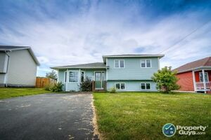 Situated on large landscaped lot, fully fenced yard