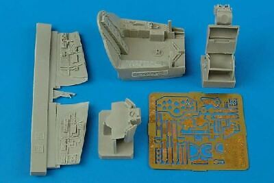 AIRES HOBBY 1/48 SEAHAWK FGA MK 4/6 COCKPIT SET FOR TSM D 4385