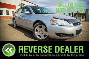2007 Chevrolet Impala SS ** LOW MILEAGE, CLEAN, 5.3L V8 **