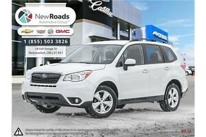 2015 Subaru Forester 2.5i AWD | CON PKG, NEW TIRES/BRAKES