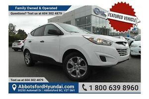 2015 Hyundai Tucson GL NO ACCIDENTS & EXCELLENT SHAPE