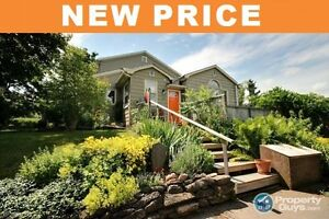 NEW PRICE! Centrally located 4 bed/2.5 impressive home!