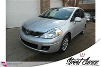 2008 Nissan Versa 1.8SL (2YR Warranty Included)