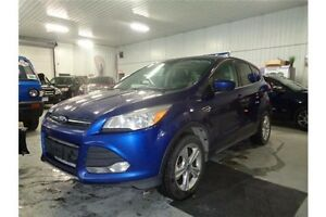 2013 Ford Escape SE 1.6L 4CYL ECOBOOST 6SPD AUTO