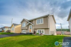 Lovely 2+1 bedroom split entry home in Kenmount