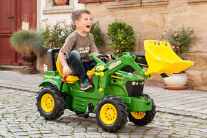 I am looking for a John Deere Children's Ride on Tractor