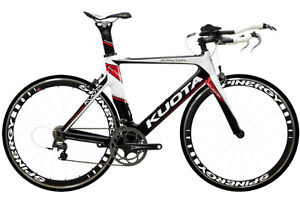 Kuota K-Factor Triathalon Road Bicycle - Used