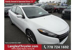 2016 Dodge Dart GT w/ NAVIGATION & SUNROOF