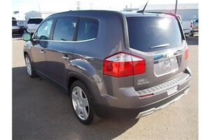 2012 Chevrolet Orlando LTZ LTZ*Leather*LOW KM*7 Passanger Regina Regina Area image 7
