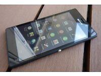 Sony M2 8GB EE (Brand New Condition) No Box, Black