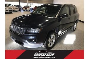 2014 Jeep Compass Sport/North 4X4, FUEL EFFICIENT, A/C