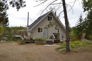 Lake St. Peter 4 Season Cottage