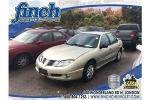 2003 Pontiac Sunfire SE SEDAN SOLD AS IS / AS TRADED