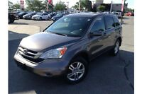 2010 HONDA CR-V EX-L 4WD - LEATHER INTERIOR - SUNROOF
