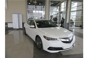 2016 Acura TLX Tech sunroof, back up camera, navigation system