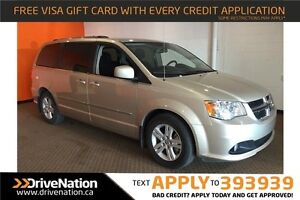 2012 Dodge Grand Caravan Crew 7 SEATER! Great Family Vehicle!