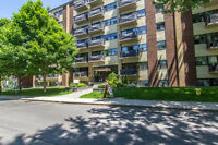 Great location! Bach, 1 and 2 BDRM apartments in Hintonburg!