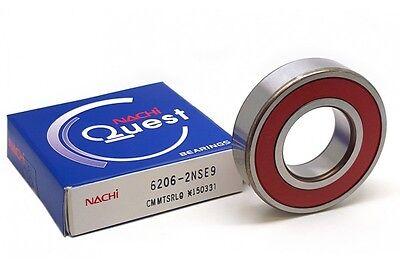 6206-2nse9 Nachi Bearing With Seals 6206-2rs Bearings 6206 Rs Japan 306216
