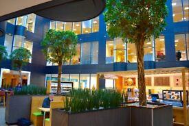 (Uxbridge-UB8 ) Modern & Flexible - Serviced Office Space London!