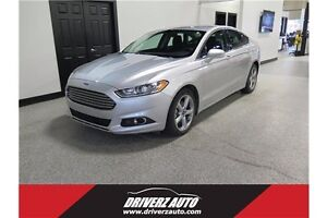2015 Ford Fusion SE MY FORD TOUCH,  ALL WHEEL DRIVE